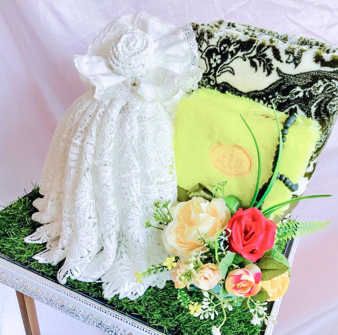 White silver tray for wedding IIn by Inikreasiku - 007