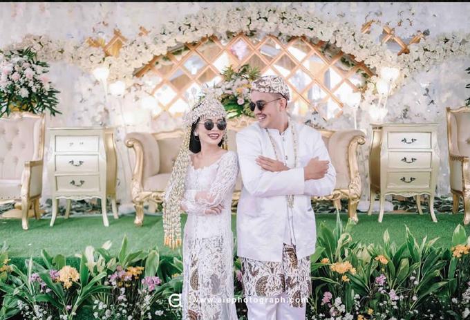 White silver tray for wedding IIn by Inikreasiku - 012