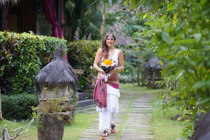 Renewal Vow Matt & Keri by Fivelements Bali Retreat - 001