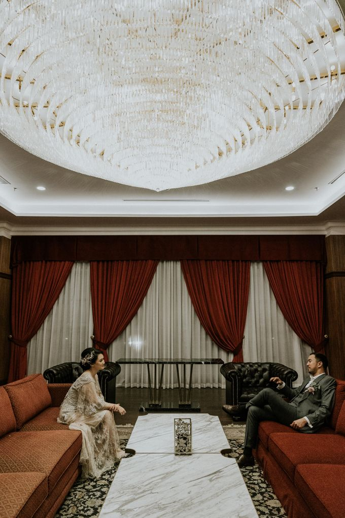 Inka & Gavin Wedding by AKSA Creative - 037