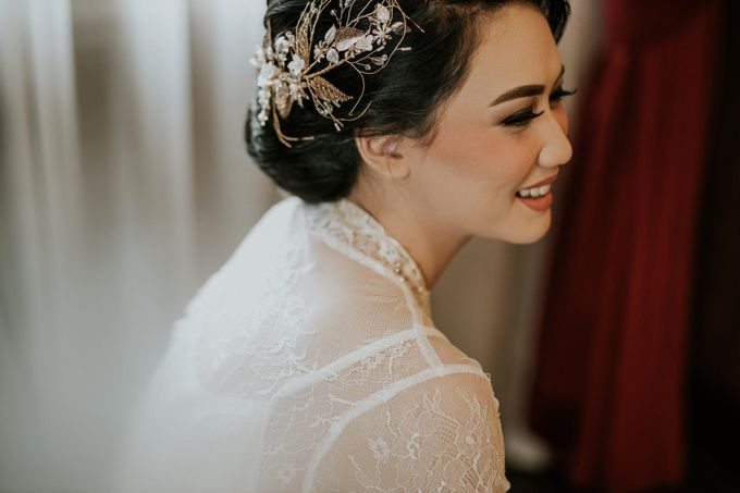 Inka & Gavin Wedding by AKSA Creative - 005