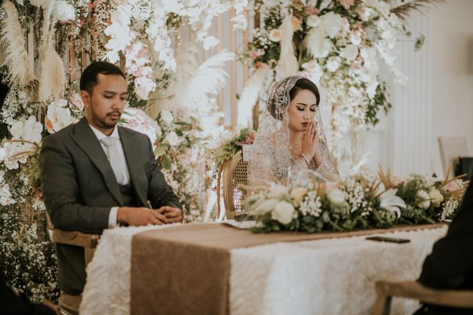 Inka & Gavin Wedding by AKSA Creative - 018