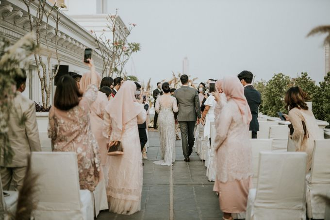 Inka & Gavin Wedding by AKSA Creative - 023