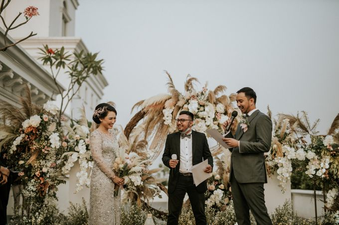 Inka & Gavin Wedding by AKSA Creative - 024
