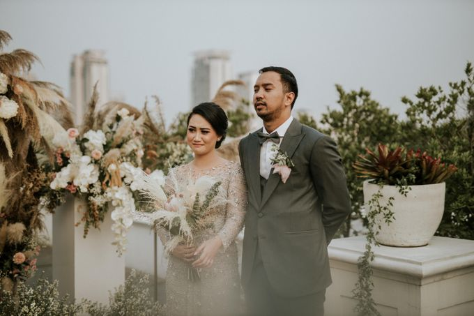 Inka & Gavin Wedding by AKSA Creative - 025
