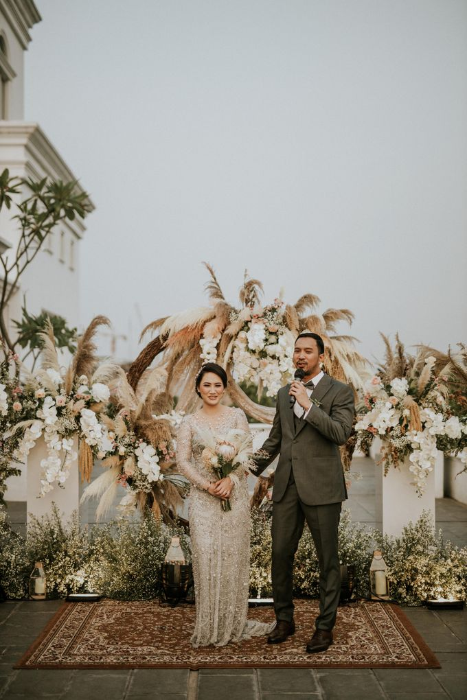 Inka & Gavin Wedding by AKSA Creative - 030