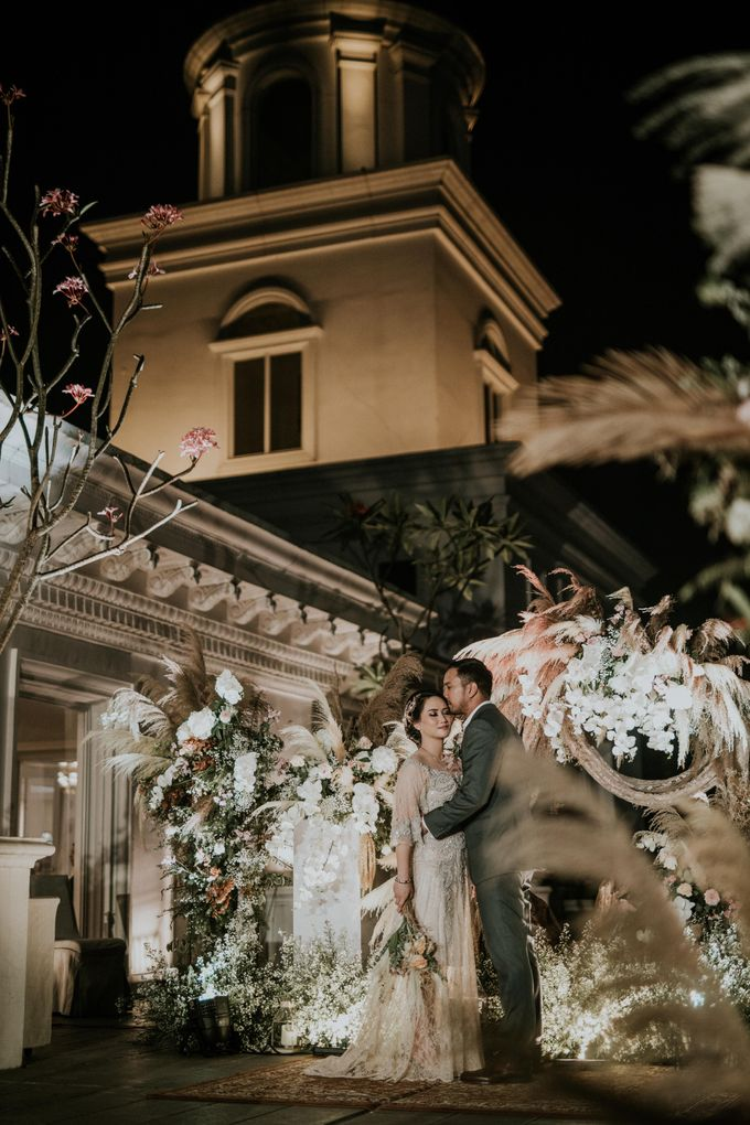 Inka & Gavin Wedding by AKSA Creative - 032