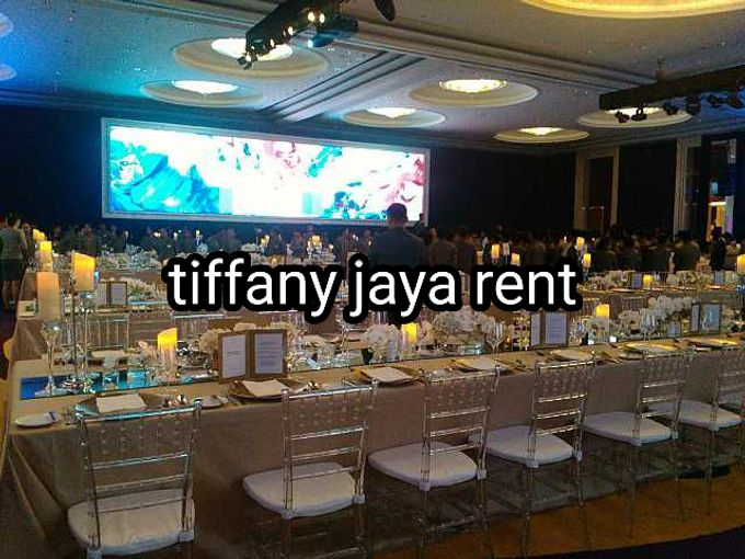 Tiffany Putih Kayu by TIFFANY JAYA RENT-KURSI TIFFANY - 017
