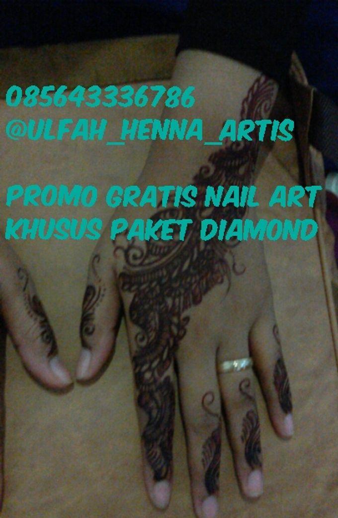 Paket Henna Nail Art 085643336786 Ulfah Henna Art Bridestory