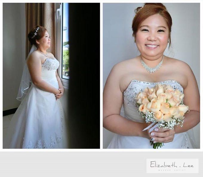 Wedding Day Bride Makeup Service by Elizabeth Lee Makeup Artist - 006