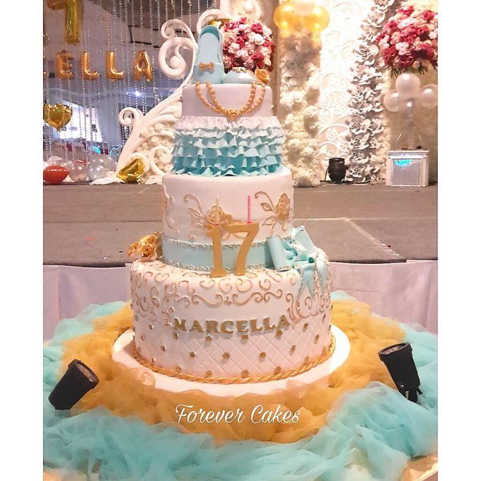 Birthday Cake by FOREVER CAKE - 001