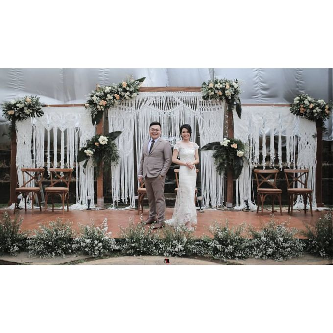 Wedding Budi & Jojo 23 Februari 2019 by Priceless Wedding Planner & Organizer - 006