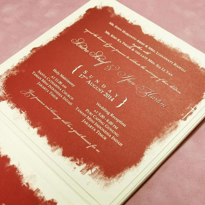 Invitation Collection 002 by MapleCard - 002