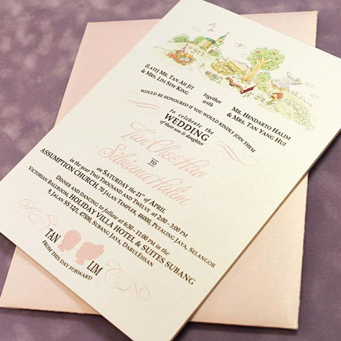 Invitation Collection 002 by MapleCard - 005
