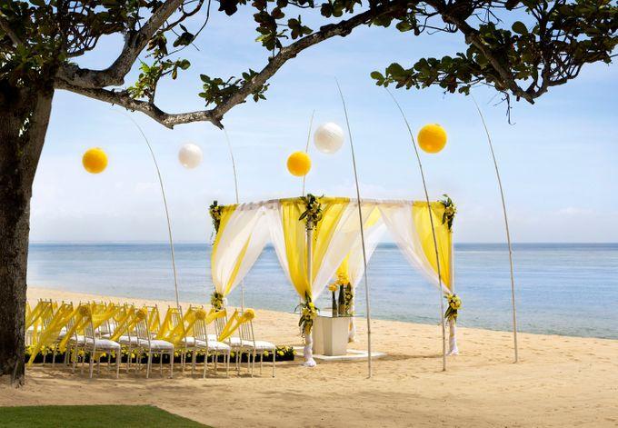 Wedding at The Westin Resort Nusa Dua, Bali by The Westin Resort Nusa Dua, Bali - 002