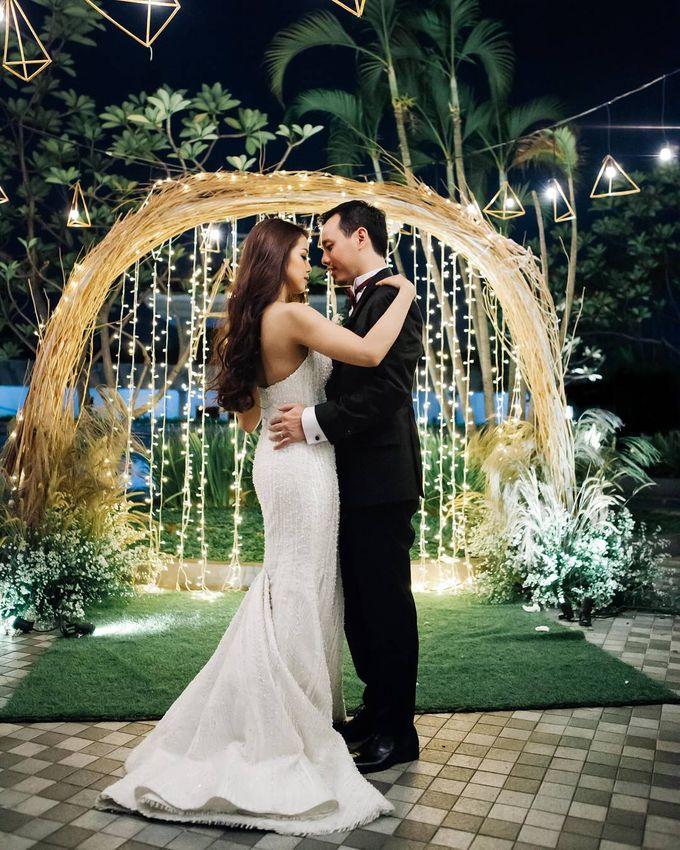 Antony & Fitri Wedding by Catalina Flora - 003