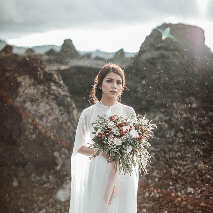 Antony & Fitri Wedding by Catalina Flora - 005