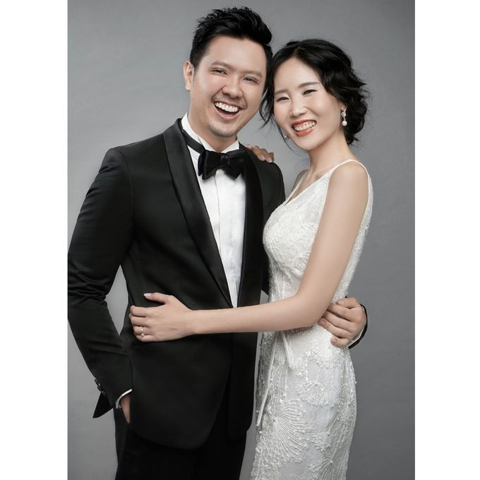 The wedding of Josh Hendrie & Solan Yoon by SAS designs - 001