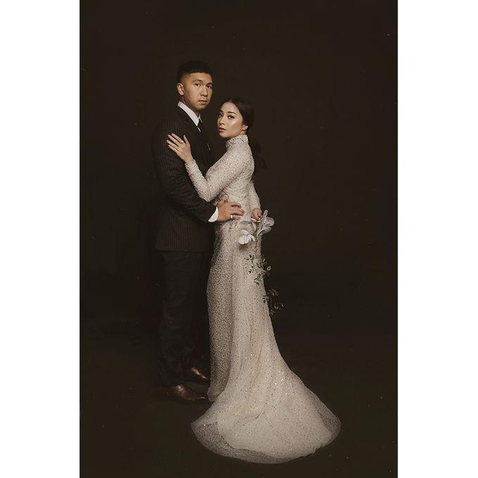 The Pre-Wedding Photoshoot of Nikita Willy & Indra by Diamond Pavilion - 003