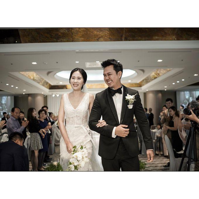 The wedding of Josh Hendrie & Solan Yoon by SAS designs - 002