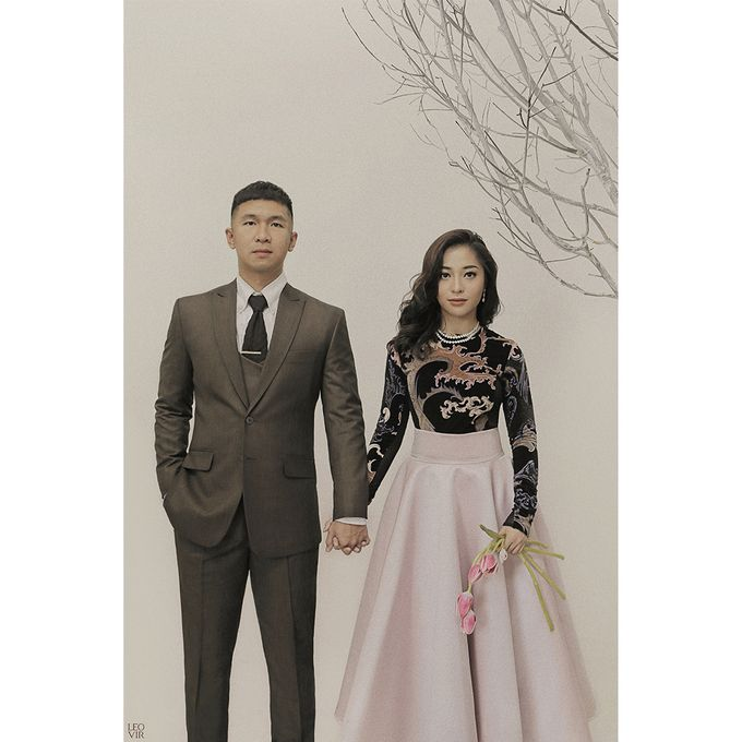 The Pre-Wedding Photoshoot of Nikita Willy & Indra by Diamond Pavilion - 001