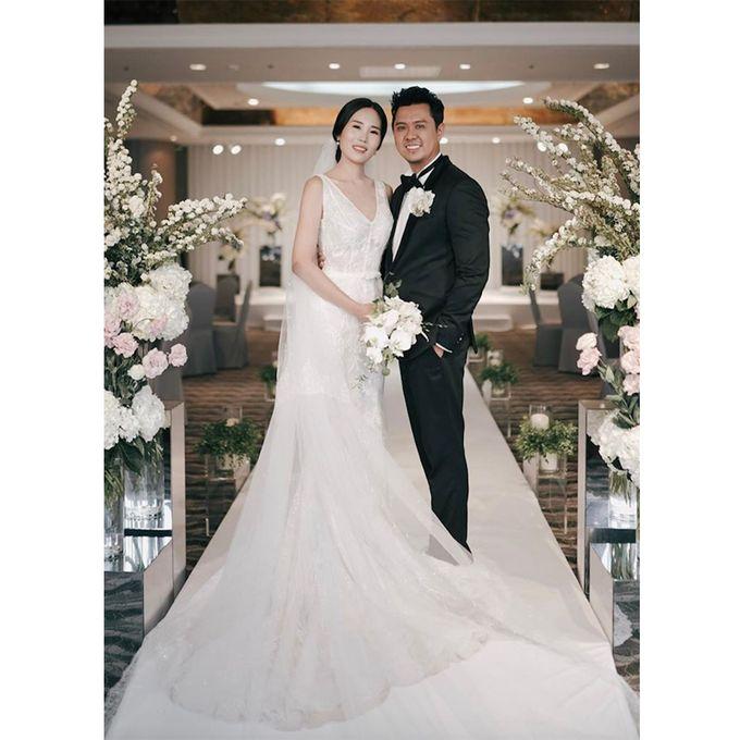 The wedding of Josh Hendrie & Solan Yoon by SAS designs - 003