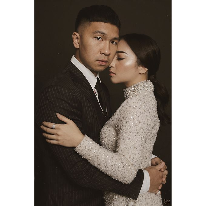 The Pre-Wedding Photoshoot of Nikita Willy & Indra by SAS designs - 002