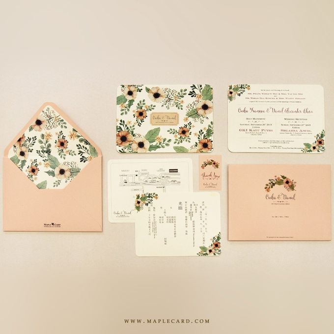 Invitation Collection 003 by MapleCard - 024