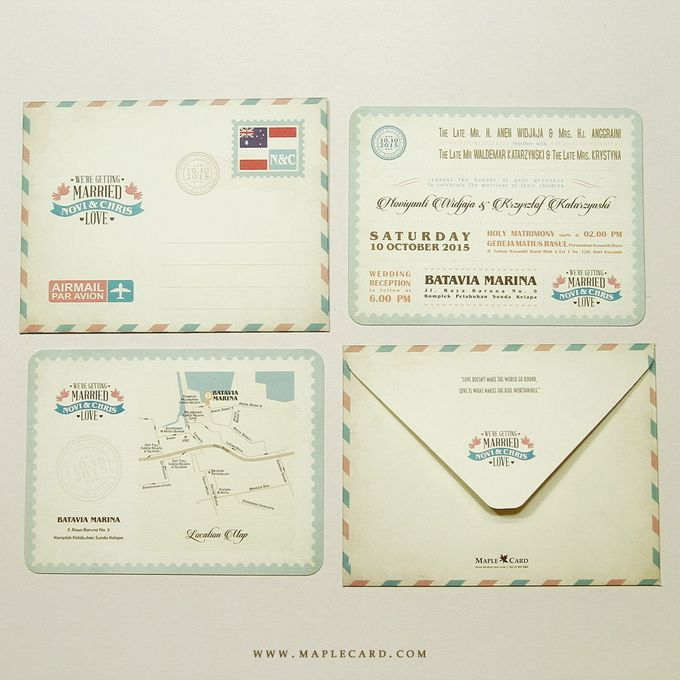Invitation Collection 003 by MapleCard - 029