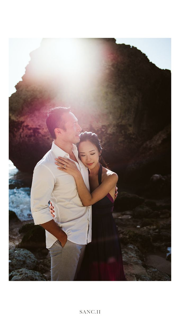 Adrian and Siqi Engagement Session by Sancii Photography - 001