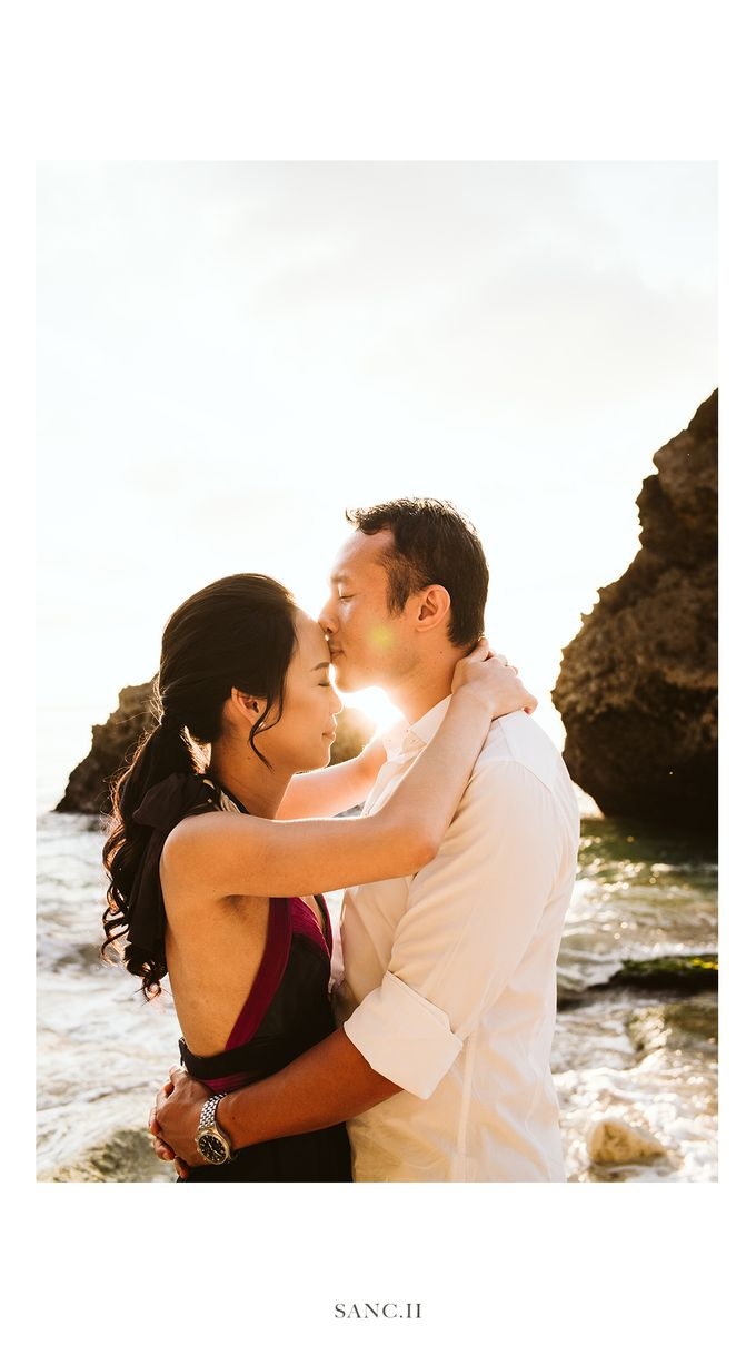 Adrian and Siqi Engagement Session by Sancii Photography - 005