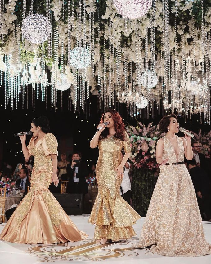 Rhaema Raisa Wedding By Kenisha Wo Bridestorycom