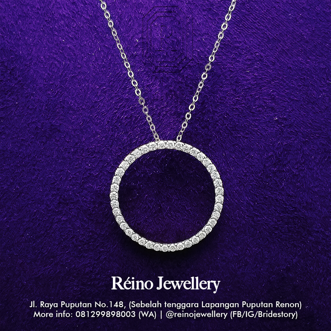 Liontin or Pendant by Reino Jewellery - 002