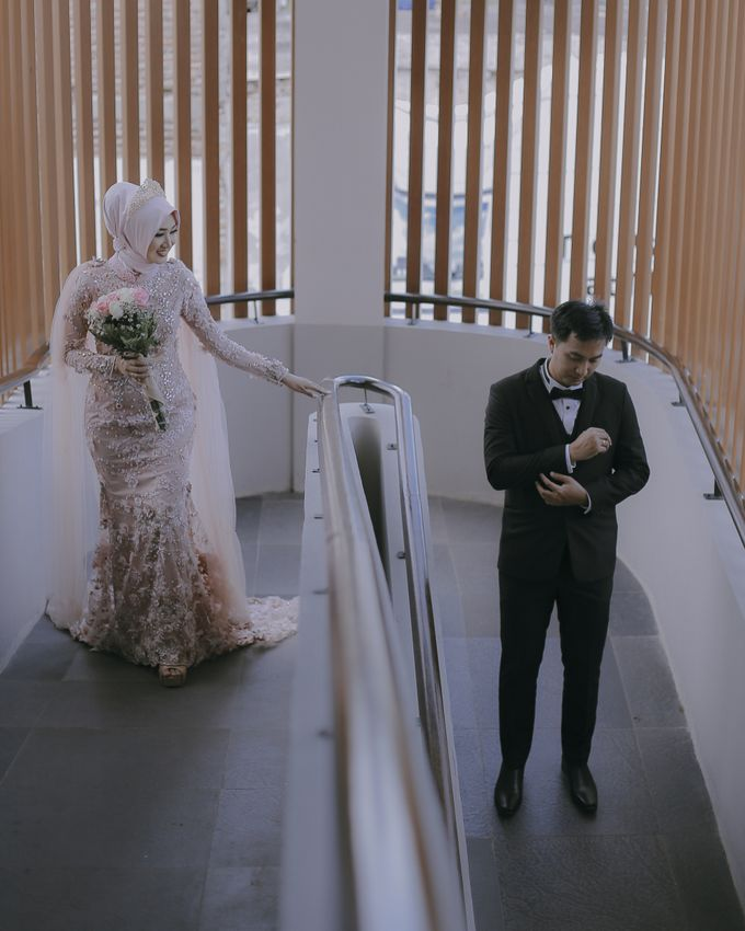 Wedding Day - Amel & Bram by Astoriya - 008