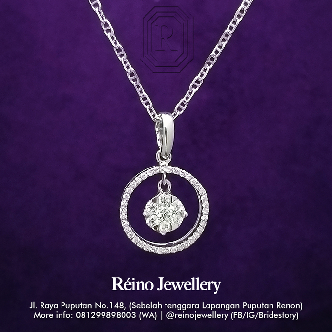 Liontin or Pendant by Reino Jewellery - 003