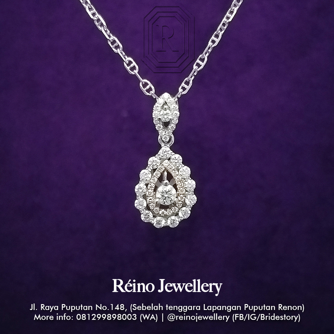 Liontin or Pendant by Reino Jewellery - 004