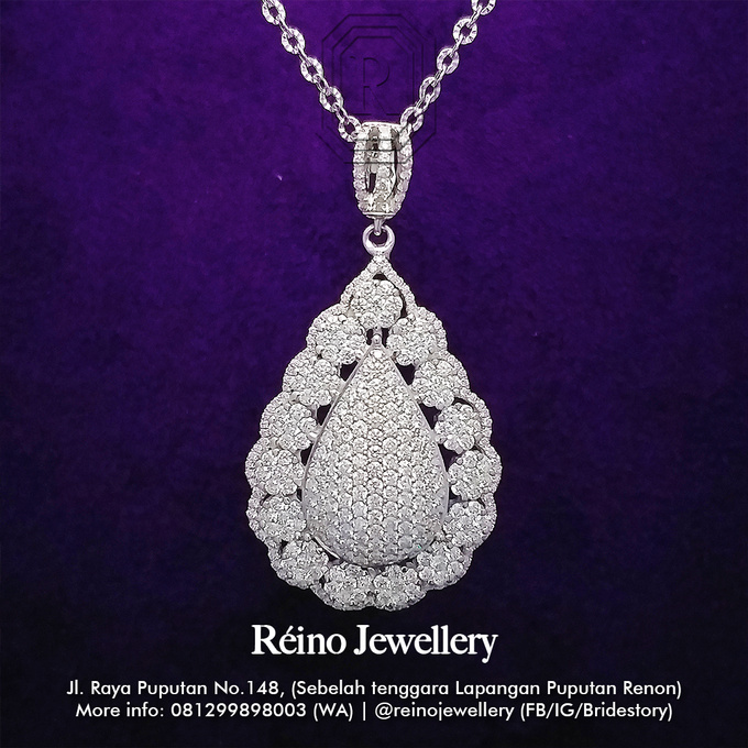 Liontin or Pendant by Reino Jewellery - 005