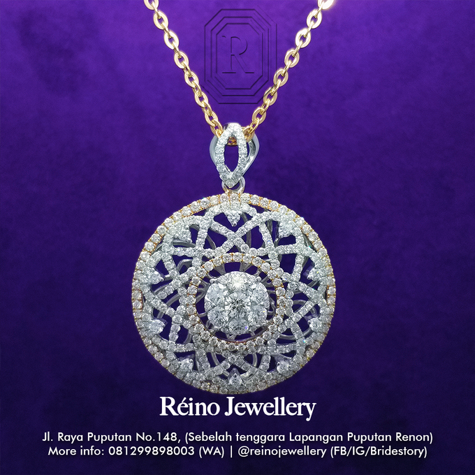 Liontin or Pendant by Reino Jewellery - 006
