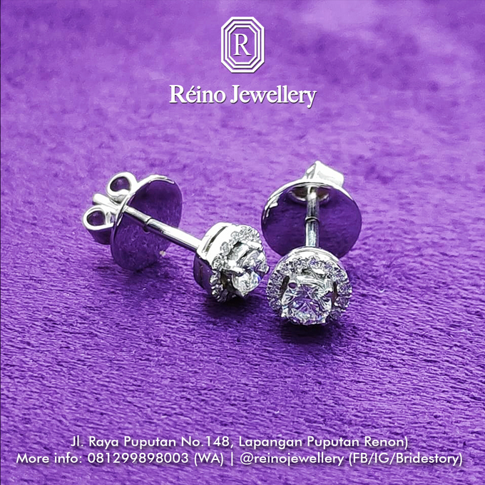 Anting anting or Earring by Reino Jewellery - 004