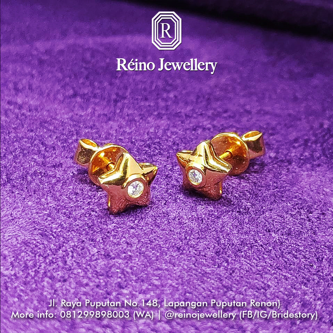 Anting anting or Earring by Reino Jewellery - 005