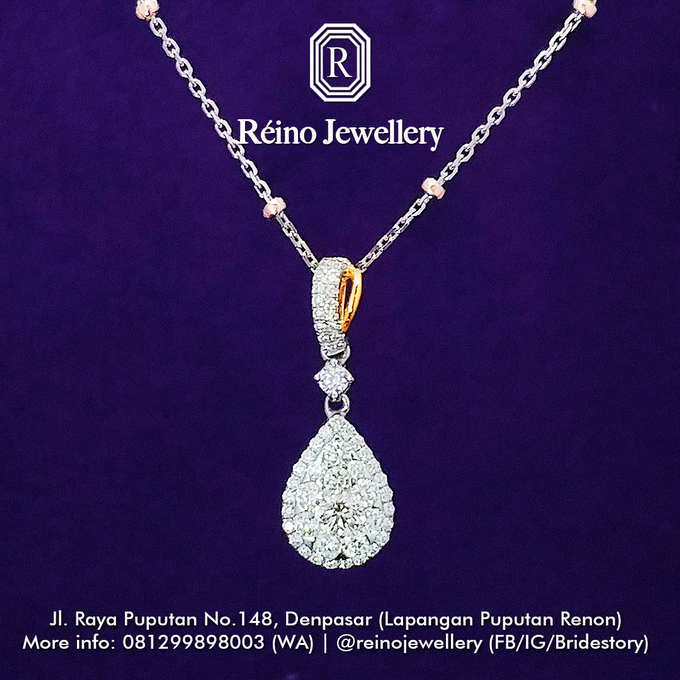 Liontin or Pendant by Reino Jewellery - 007