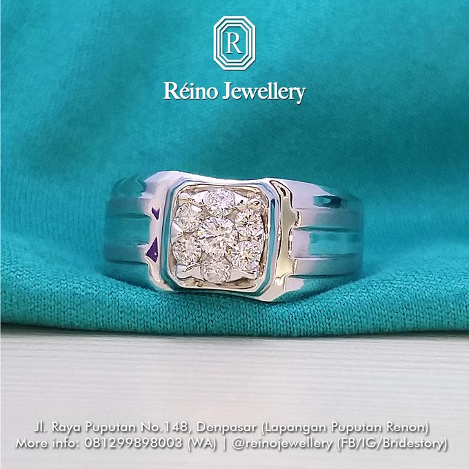 Men Ring or Cincin Pria by Reino Jewellery - 012