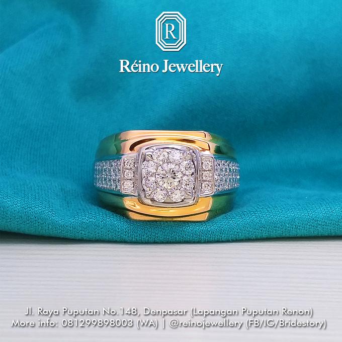 Men Ring or Cincin Pria by Reino Jewellery - 013
