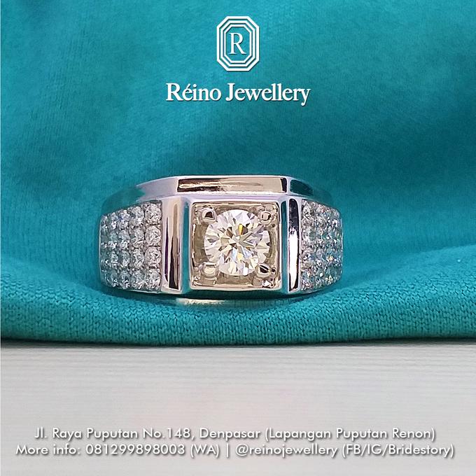 Men Ring or Cincin Pria by Reino Jewellery - 014