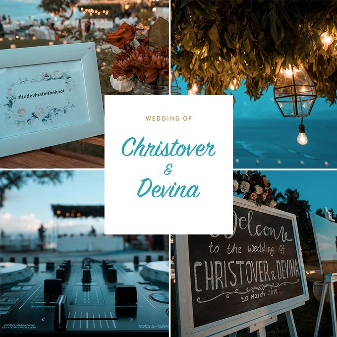 Christover & Devina Wedding by Music For Life - Wedding DJ - 001