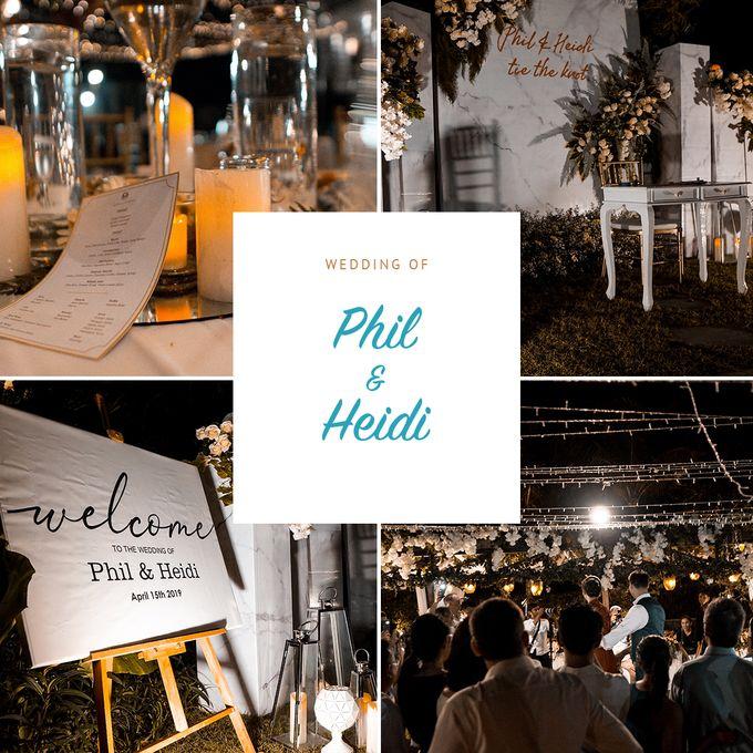 Phil & Heidi Wedding by Music For Life - Wedding DJ - 001
