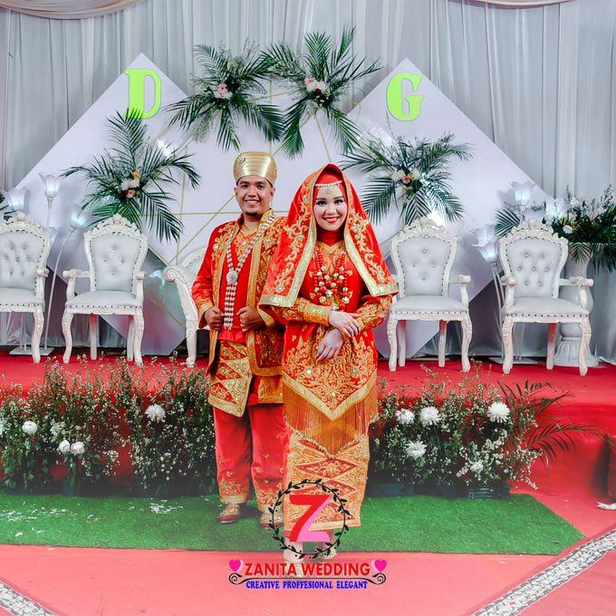 Dian & Gibran by Zanita Wedding Organizer - 002