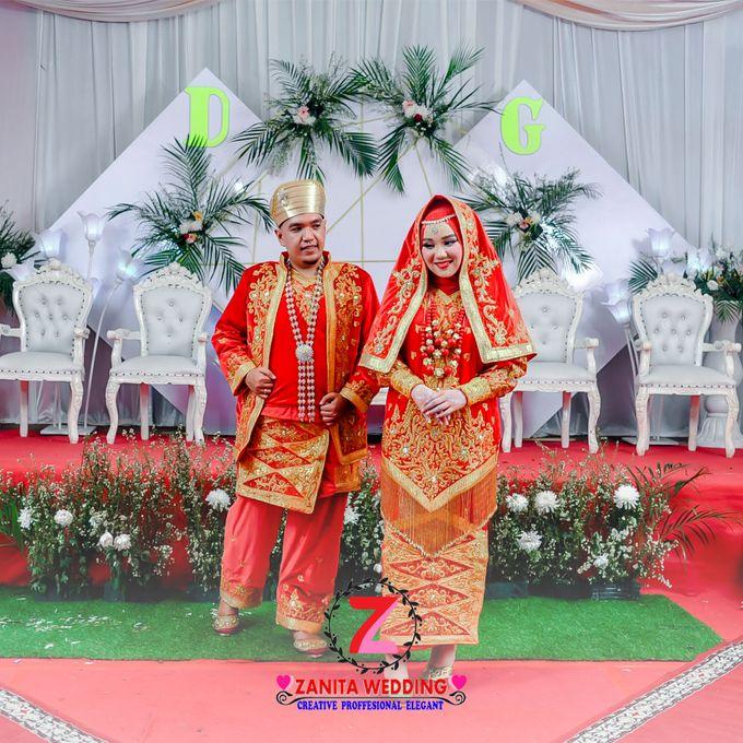 Dian & Gibran by Zanita Wedding Organizer - 004