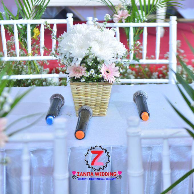 Dian & Gibran by Zanita Wedding Organizer - 008