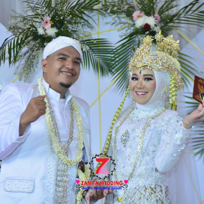 Dian & Gibran by Zanita Wedding Organizer - 001